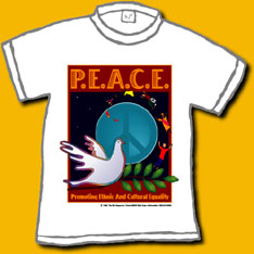 PEACE Shirt Image