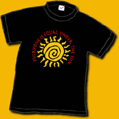 Under the Sun Shirt Image